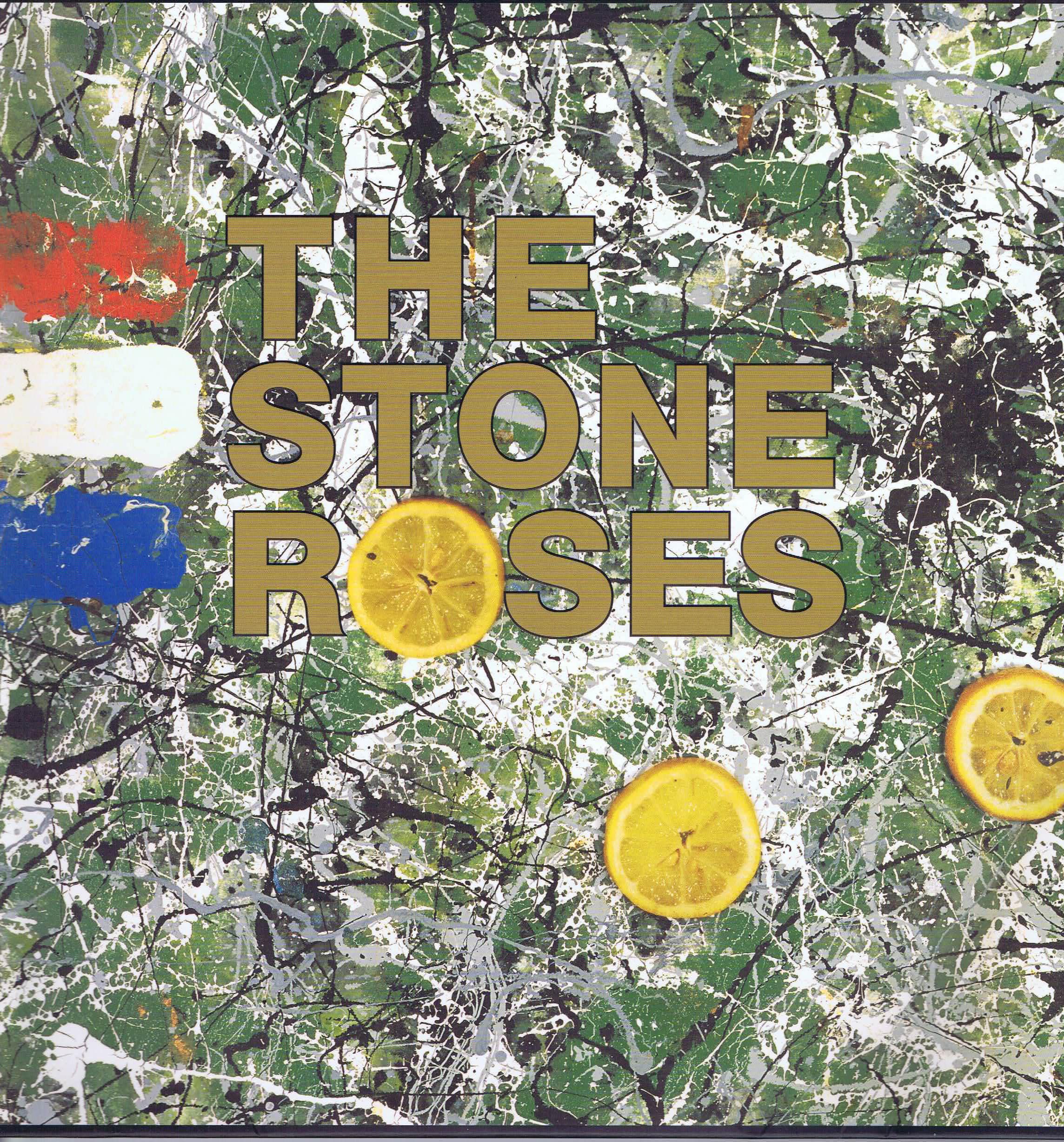 The Stone Roses The Stone Roses 88843041991 Lp Vinyl