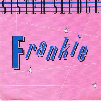 Sister Sledge - Frankie - A9547 - 7-inch Vinyl Record