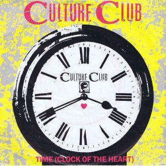 Culture Club - Time (Clock Of The Heart) – VS 558 - 7-inch Vinyl Record