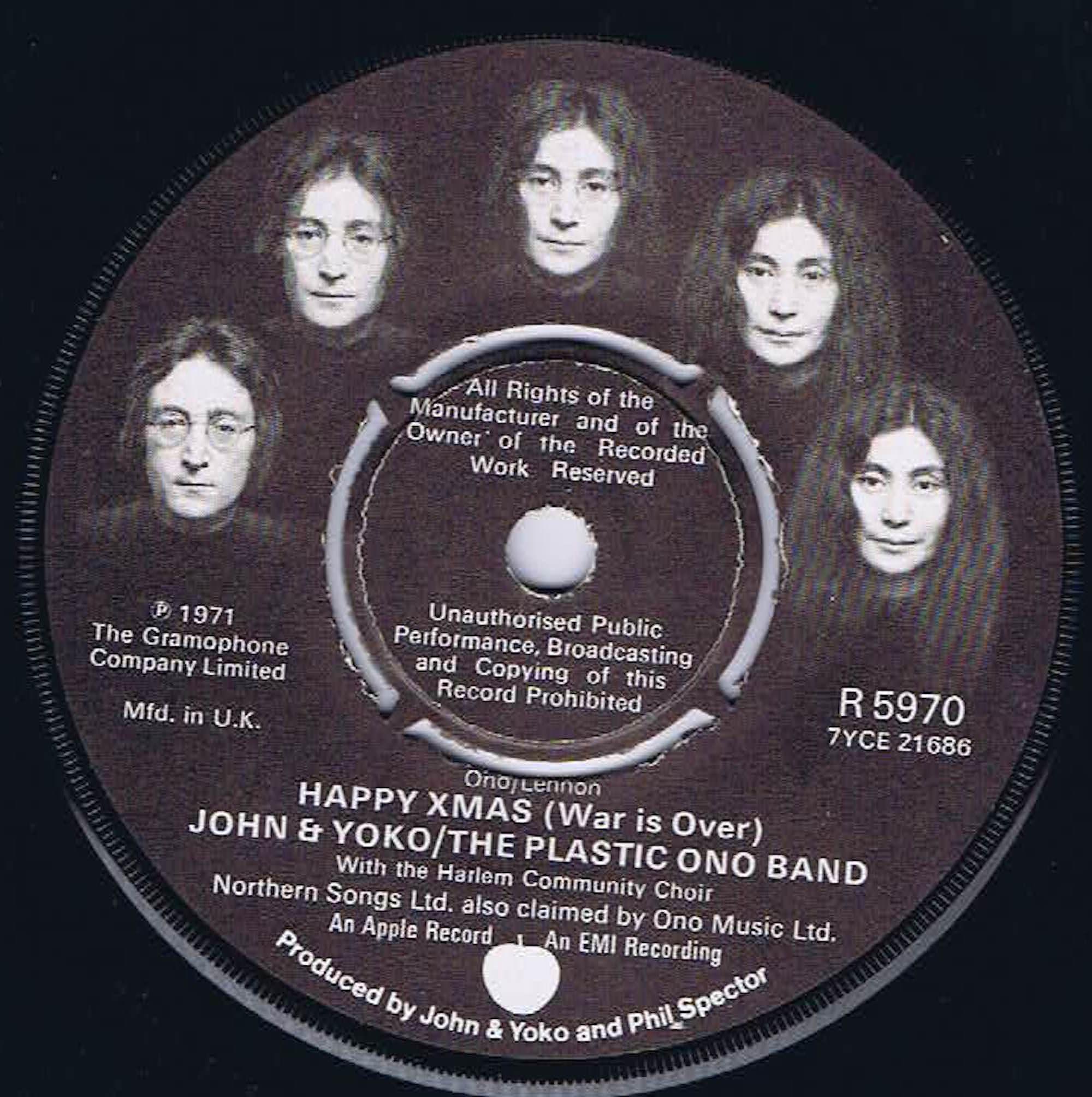 John Lennons Happy Xmas – 18+ adult webcam jobs