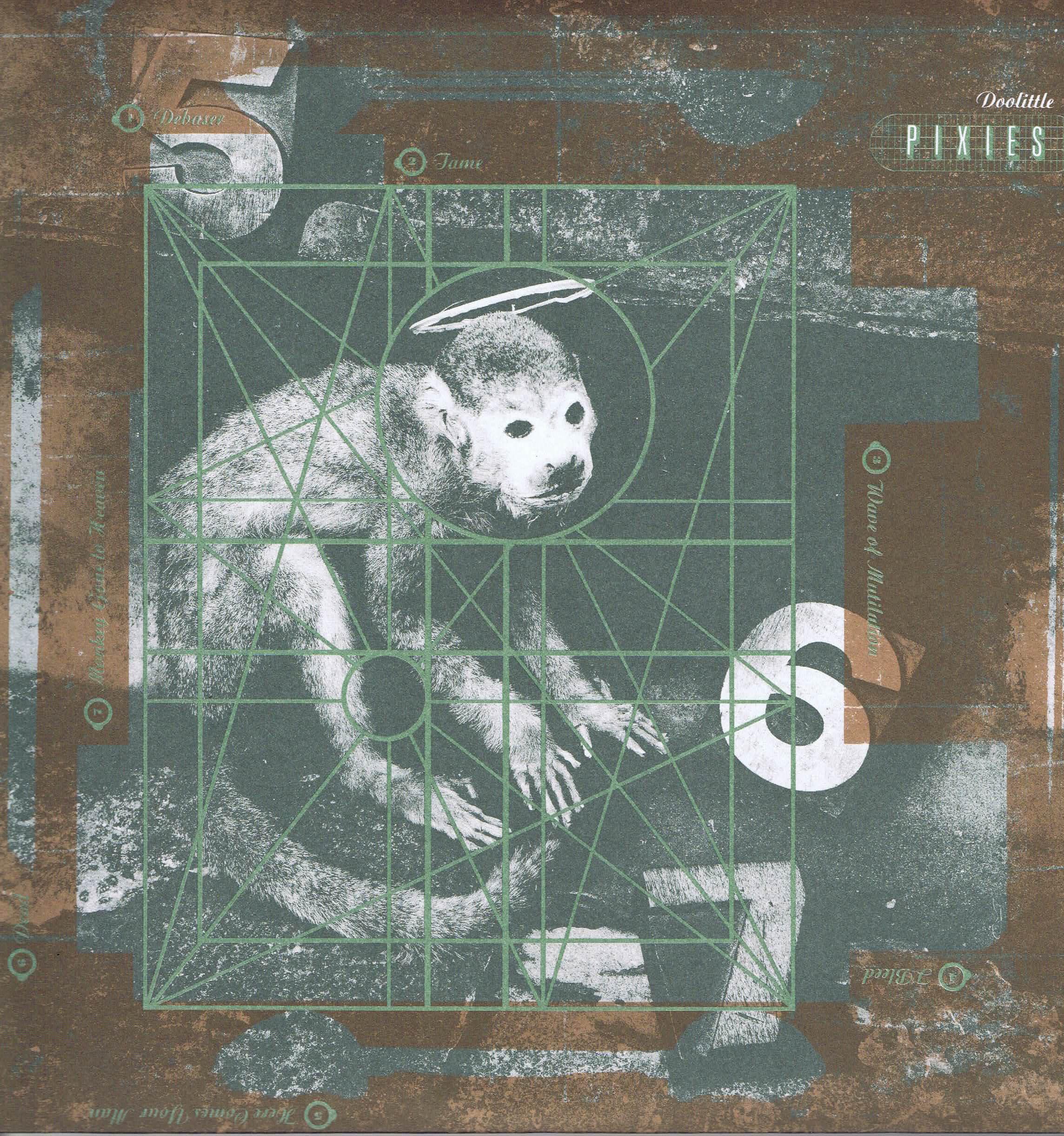 Pixies Doolittle Cad 905 New Amp Sealed Lp Vinyl