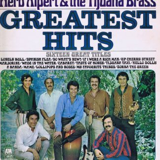 Herb Alpert & The Tijuana Brass – Greatest Hits - AMLS 980 - LP Vinyl Record