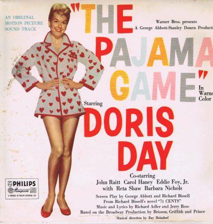 Doris Day - The Pajama Game - BBL 7197 - LP Vinyl Record