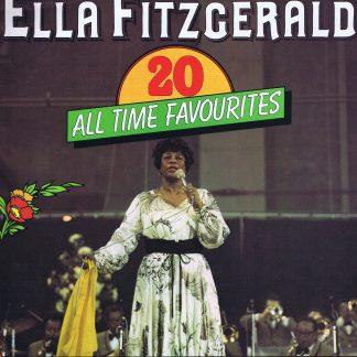 Ella Fitzgerald - 20 All Time Favourites - MP Records 33005 - LP Vinyl Record