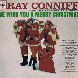 Ray Conniff / Ray Conniff Singers – We Wish You A Merry Christmas - LP Vinyl Record