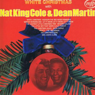 White Christmas With Nat King Cole & Dean Martin - MFP 5224 - LP Vinyl Record