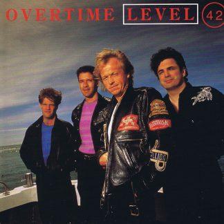 Level 42 - Overtime - PT 44998 - 12-inch Vinyl Record