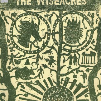 The Wiseacres – David - 12 Cherry 96 - 12-inch Vinyl Record