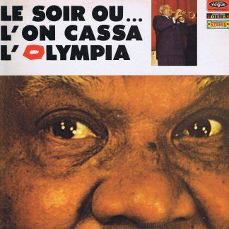 Sidney Bechet – Le Soir Où... L'On Cassa L'Olympia - 400316 - LP Vinyl Record
