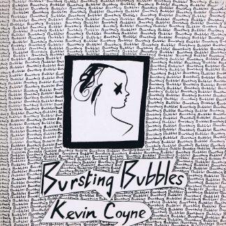 Kevin Coyne – Bursting Bubbles - Virgin V2152 - LP Vinyl Record