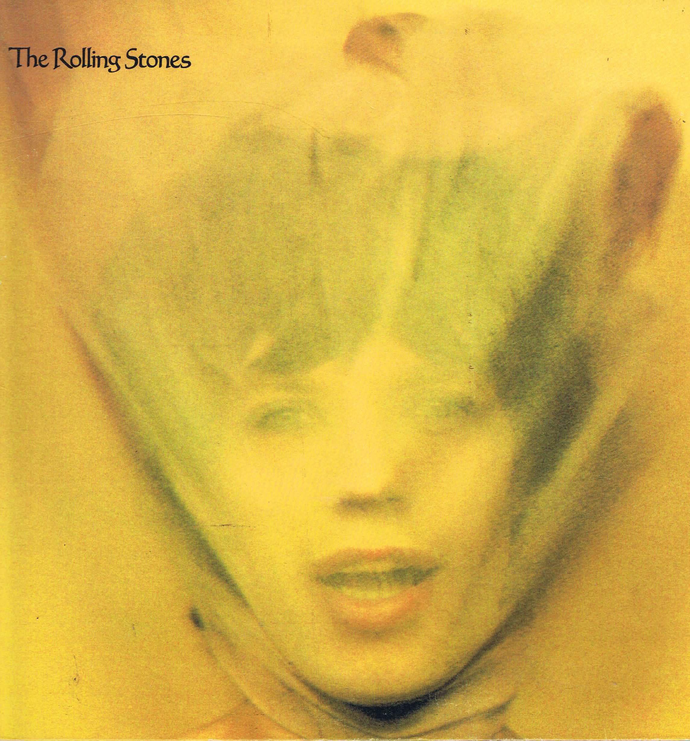 Rolling Stones Goats Head Soup Coc 59101 A2 B1