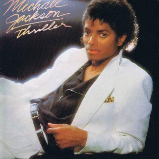 Michael Jackson - Thriller - EPC 85930 - UK LP Vinyl Record