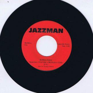 Kathleen Emery – Sometimes I Feel Like A Motherless Child - JM-050 - 7-inch Record