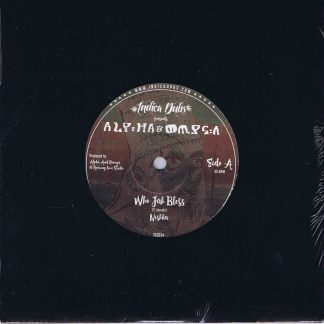 Alpha & Omega Feat. Nishka – Who Jah Bless - Indica Dubs ISS034 - 7-inch Record