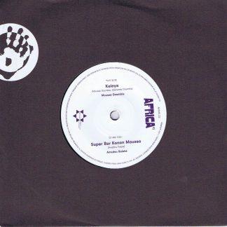 Moussa Doumbia / Amadou Balaké – Keleya / Super Bar Konon Mousso - AFR45.02 - 7-inch Record