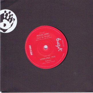 Anilza Leoni / Sambalanço Trio – Balumba / Sam Blues - BRZ45.027 - 7-inch Record