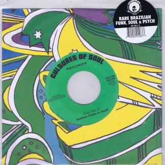 Antonio Carlos E Jocafi / Os Incríveis – Quem Vem La b/w Paz E Amor - 7-inch Record