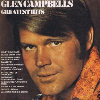 Glen Campbell - Glen Campbell's Greatest Hits - ST 21885 - LP Vinyl Record