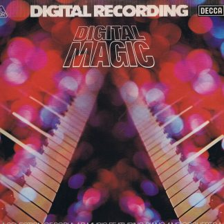 Stanley Black, His Piano And Orchestra – Digital Magic - TXDS 501 - LP Vinyl Record