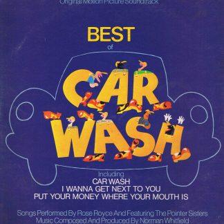 Best Of Car Wash – Original Motion Picture Soundtrack – LP #roseroyce