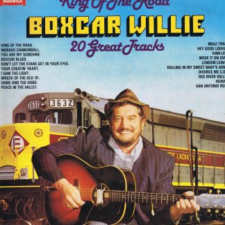 Boxcar Willie – King Of The Road - WW5084 - LP Vinyl Record