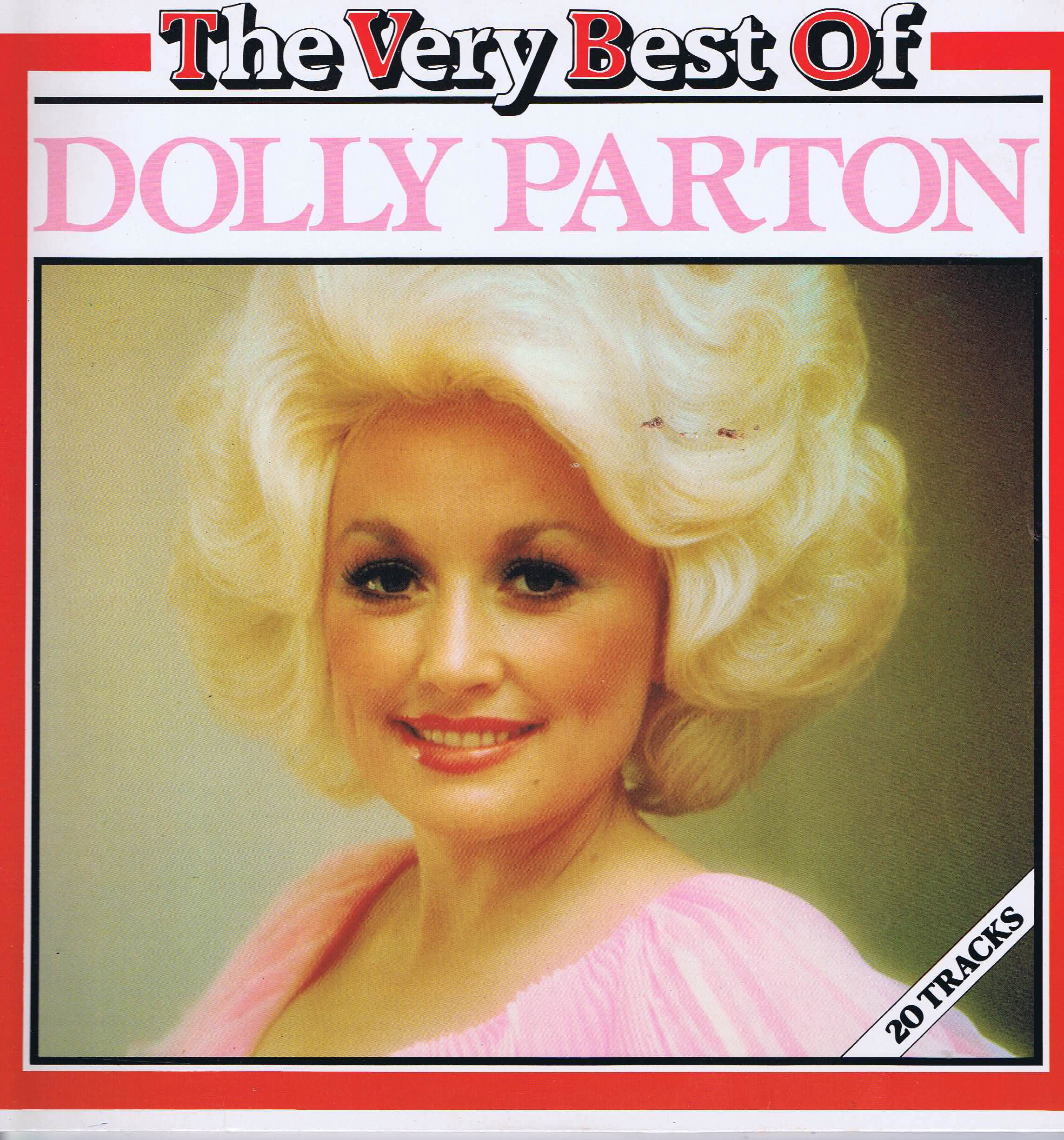 Dolly Parton The Very Best Of Dolly Parton Rcalp 5052