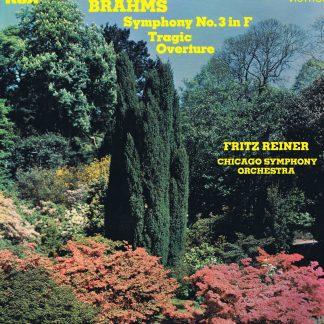 Victrola VICS 1117 - Brahms - Symphony No. 3 - Reiner - LP Vinyl Record
