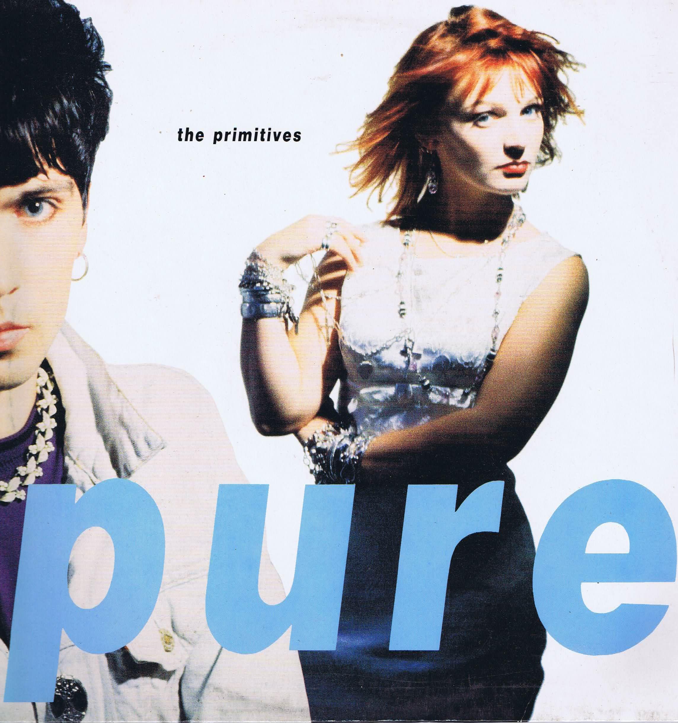 The Primitives Pure Pl 74252 A1 B1 Lp Vinyl Record
