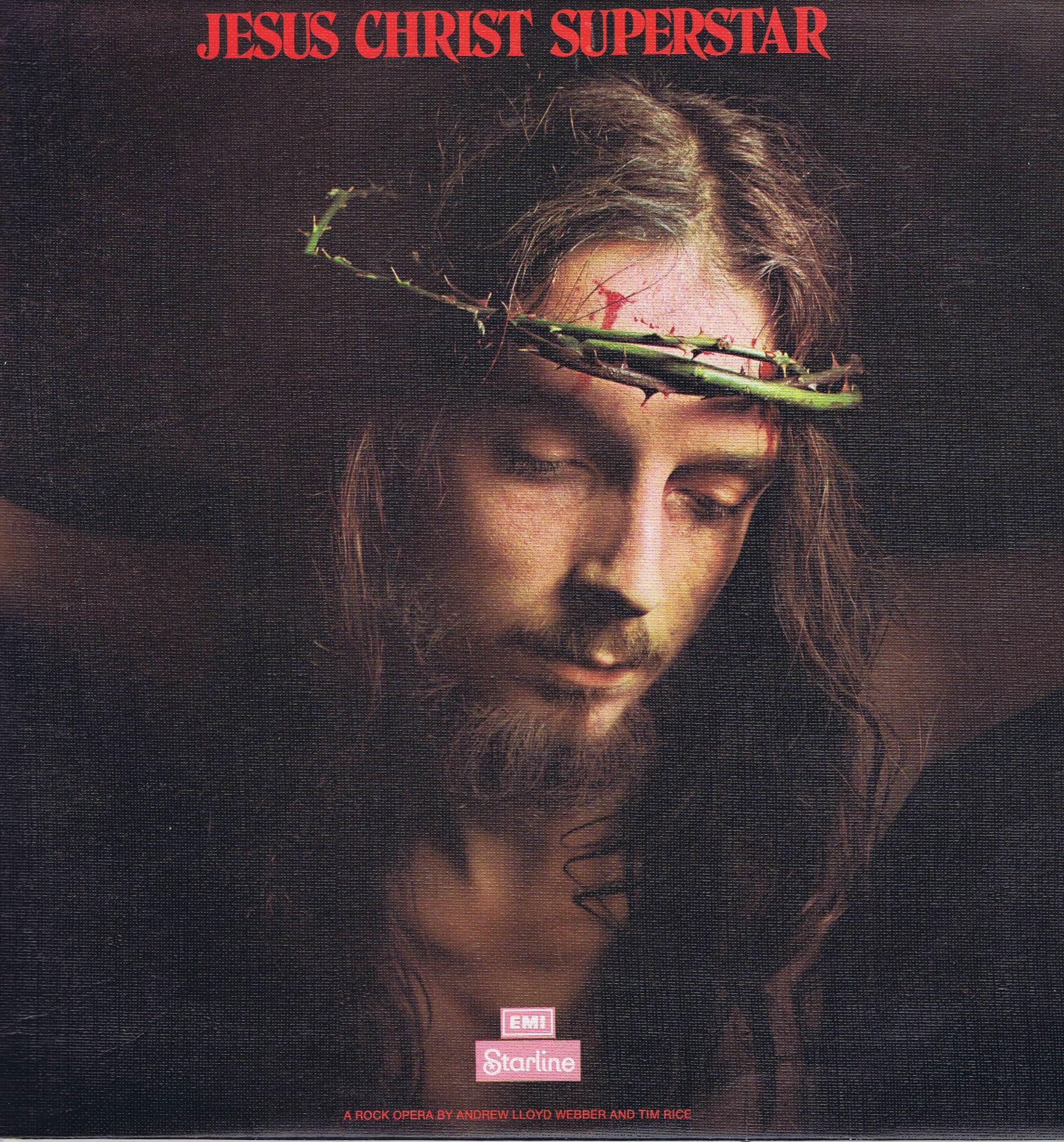 Lloyd Webber Amp Tim Rice Jesus Christ Superstar Srs