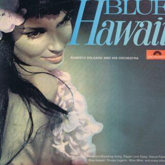Roberto Delgado - Blue Hawaii – 237 426 - LP Vinyl Record