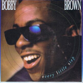 Bobby Brown - Every Little Step - MCA 1338 - 7-inch Record