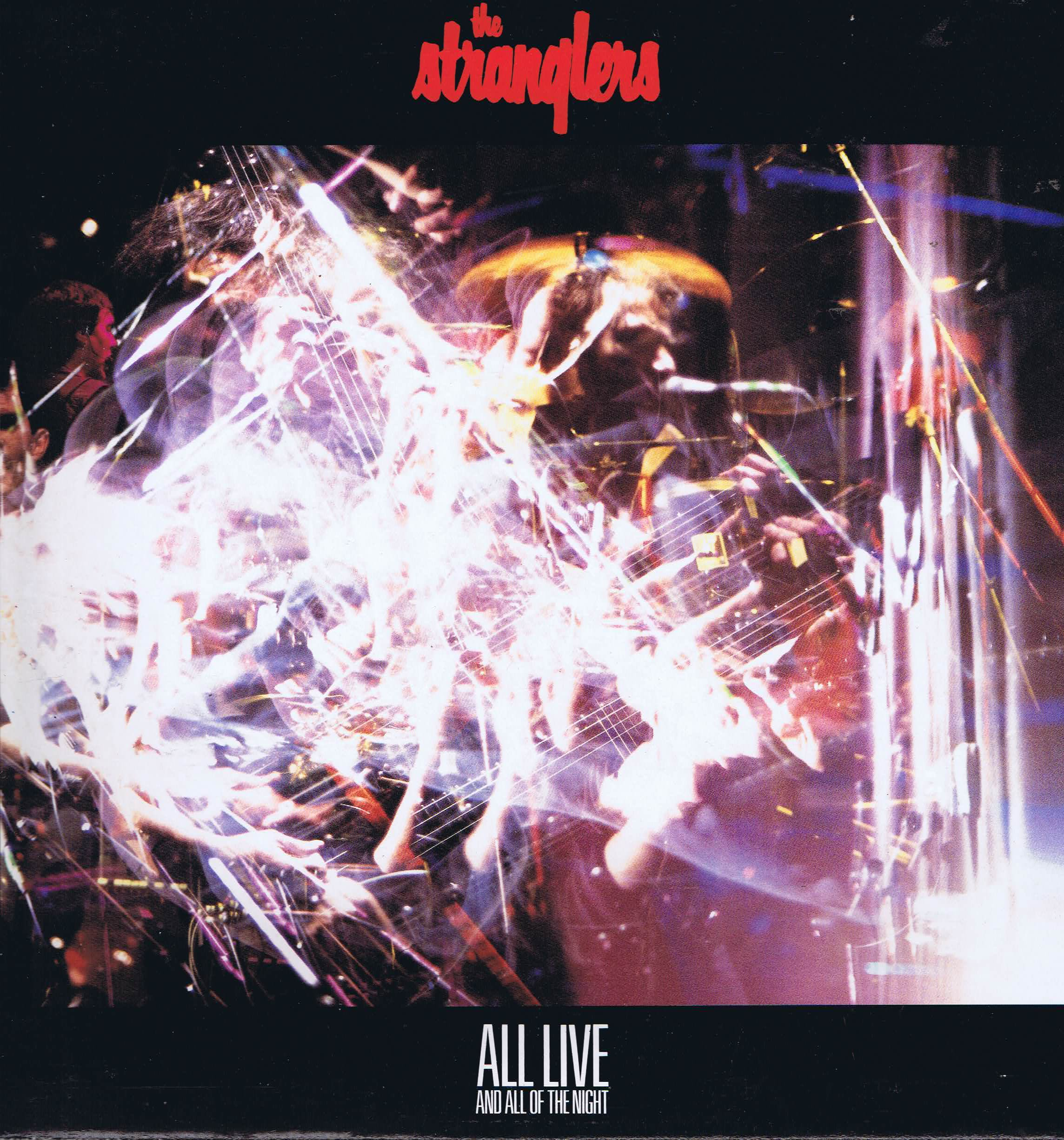 Picture of 460259 4 All live and all of the night by artist The Stranglers