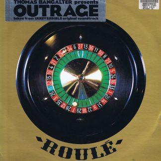 Thomas Bangalter – Outrage - Roulé 309 - 12-inch Vinyl Record