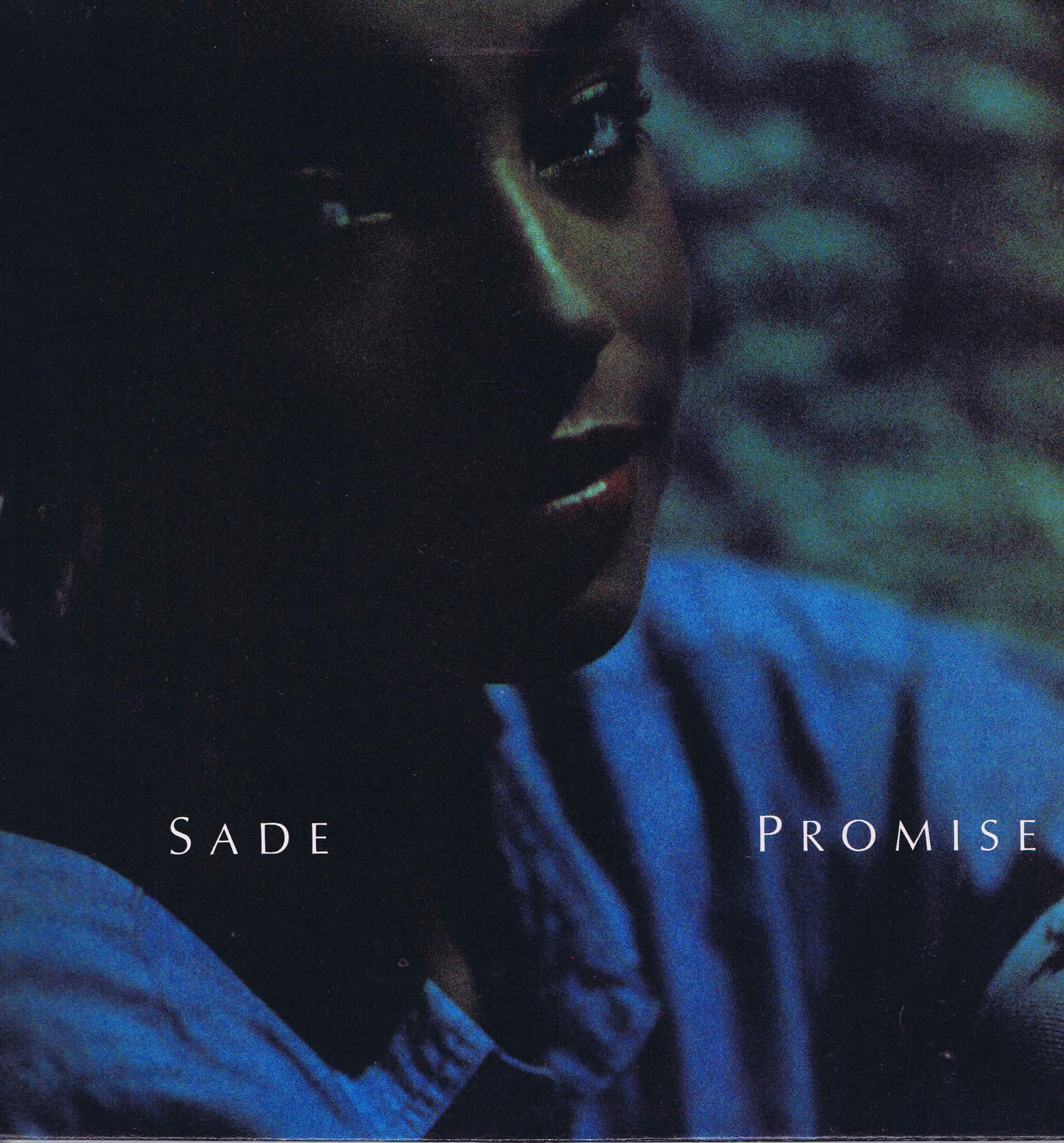 Sade Promise Epc 86318 Gatefold Lp Vinyl Record