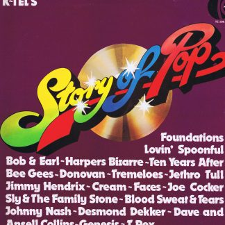 Various Artists - Story Of Pop Volume 2 - TE 296 - LP Vinyl Record