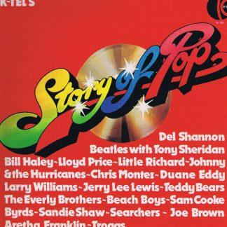 Various Artists - Story Of Pop Volume 1 - TE 295 - LP Vinyl Record