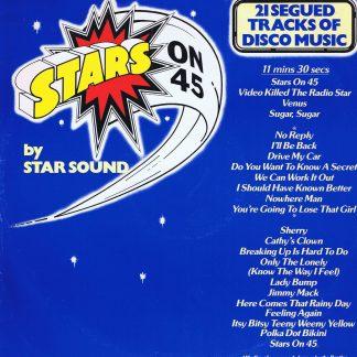 Star Sound – Stars On 45 - CBS A 13 1102 - 12-inch Vinyl Record