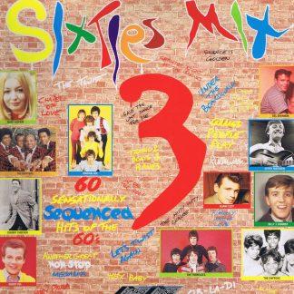 Various Artists - Sixties Mix 3 - SMR 021 - 2-LP Vinyl Record