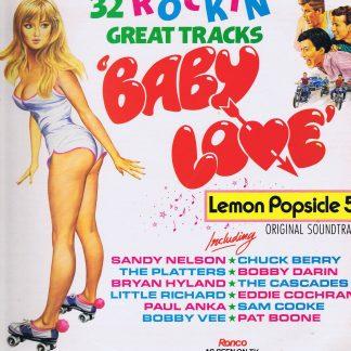 Baby Love (32 Rockin' Great Tracks) / Lemon Popsicle 5 - RON LP 11 - 2-LP Vinyl Record