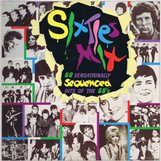 Various Artists - Sixties Mix - SMR 733 - 2-LP Vinyl Record
