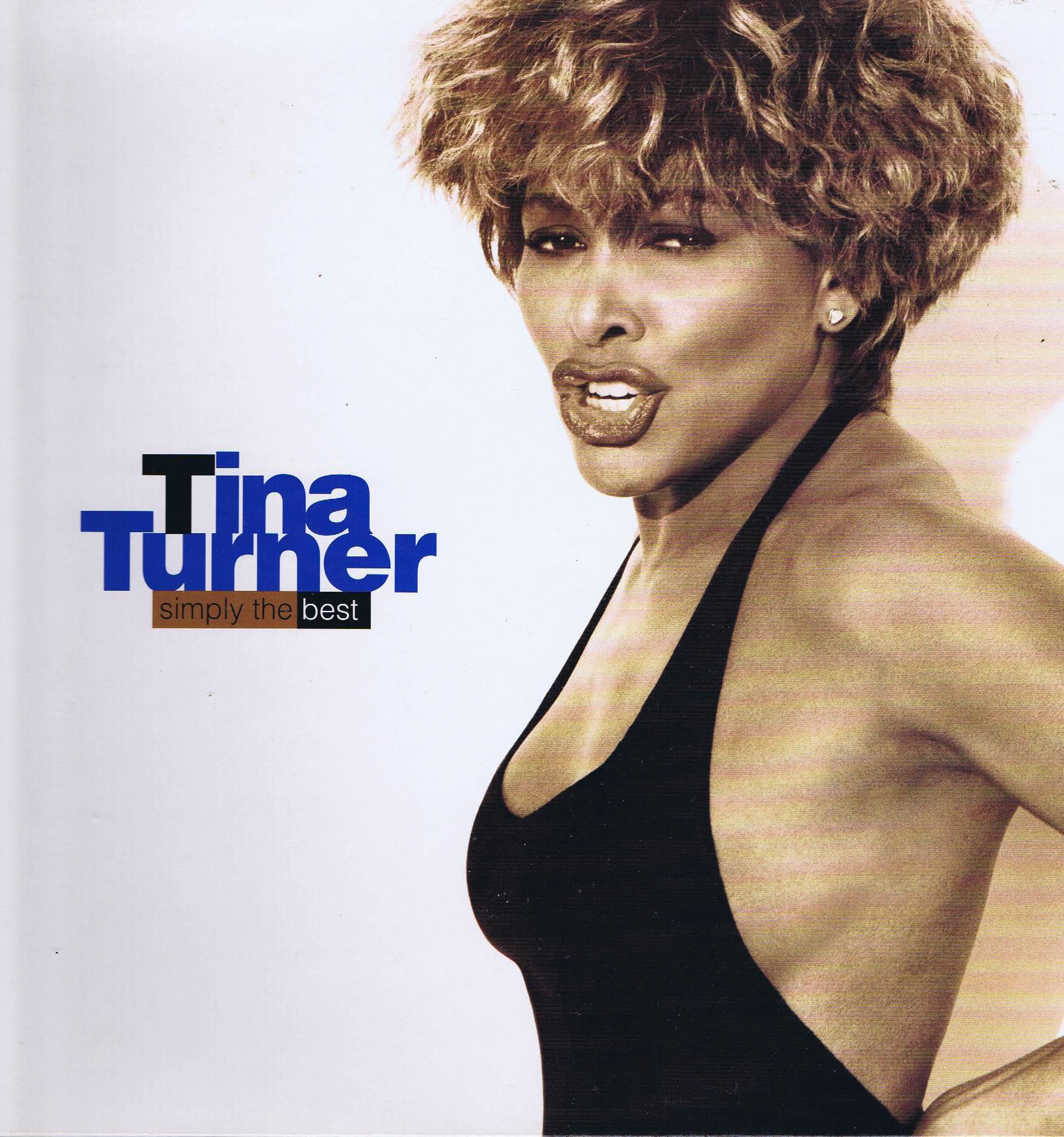 Tina Turner Simply The Best Estv 1 Double Lp Vinyl