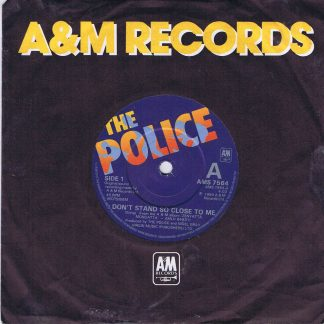 The Police - Don't Stand So Close To Me - AMS 7564 - 7-inch Vinyl Record