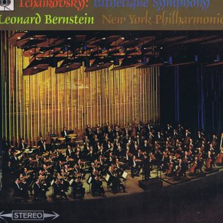 CBS 72266 - Beethoven - Symphony No. 6 - Bernstein - LP Vinyl Record