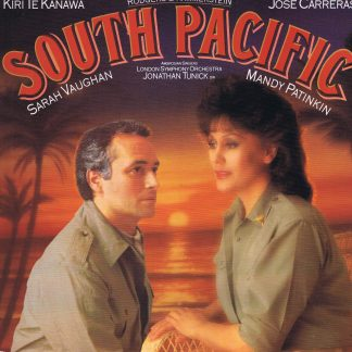 South Pacific - Kanawa / Carreras / Vaughan / Patinkin - Gatefold LP Vinyl Record