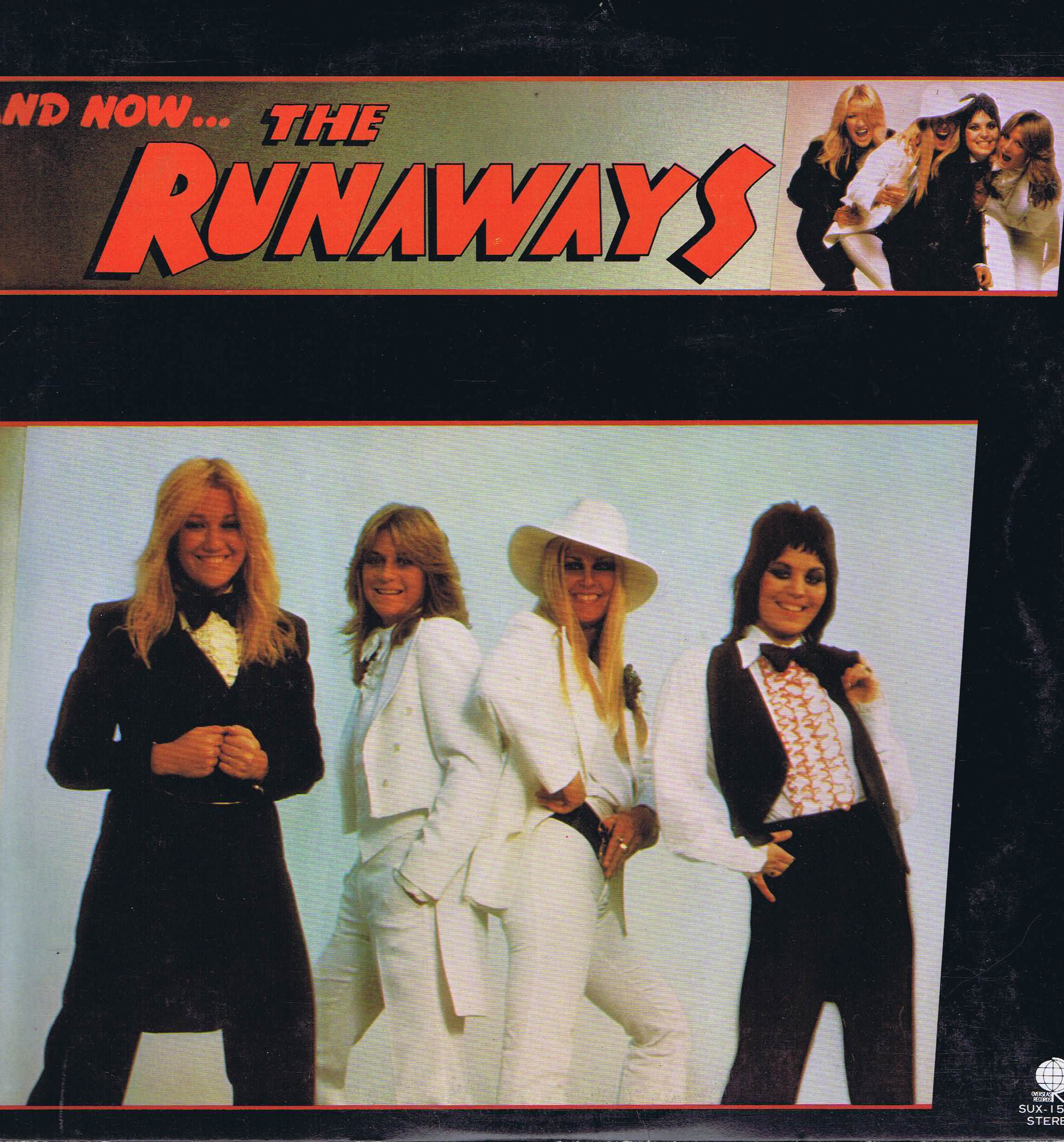 The Runaways And Now The Runaways Rare Japanese