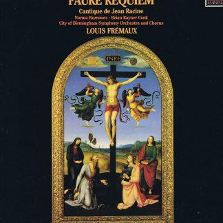 EMX 41 2057 1 - Fauré: Requiem - Louis Fremaux - LP Vinyl Record