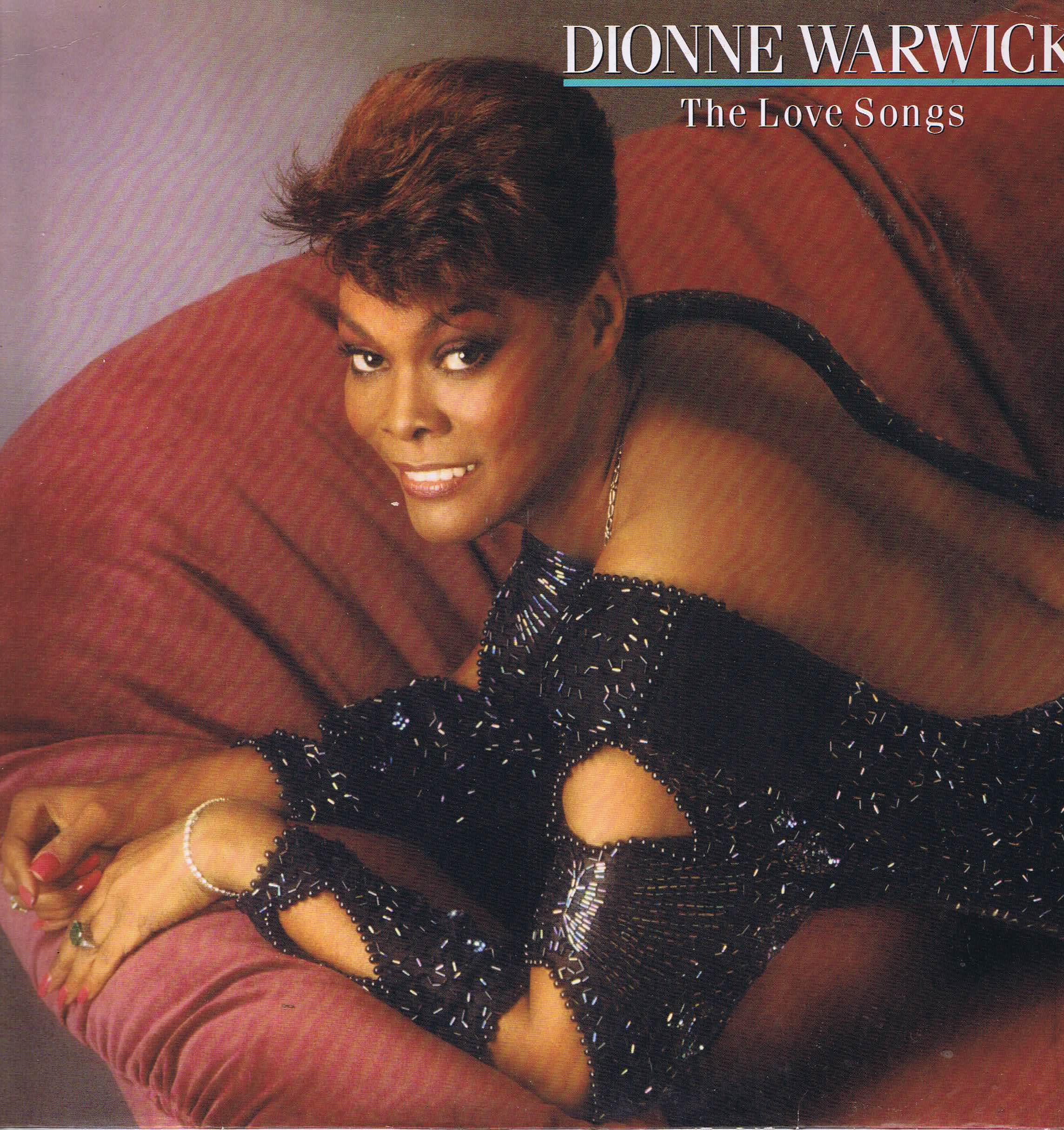 Dionne Warwick – The Love Songs - Arista 210 441 - LP Vinyl Record