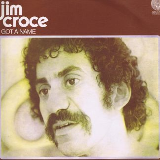Jim Croce – I Got A Name - Vertigo 6360 702 - LP Vinyl Record