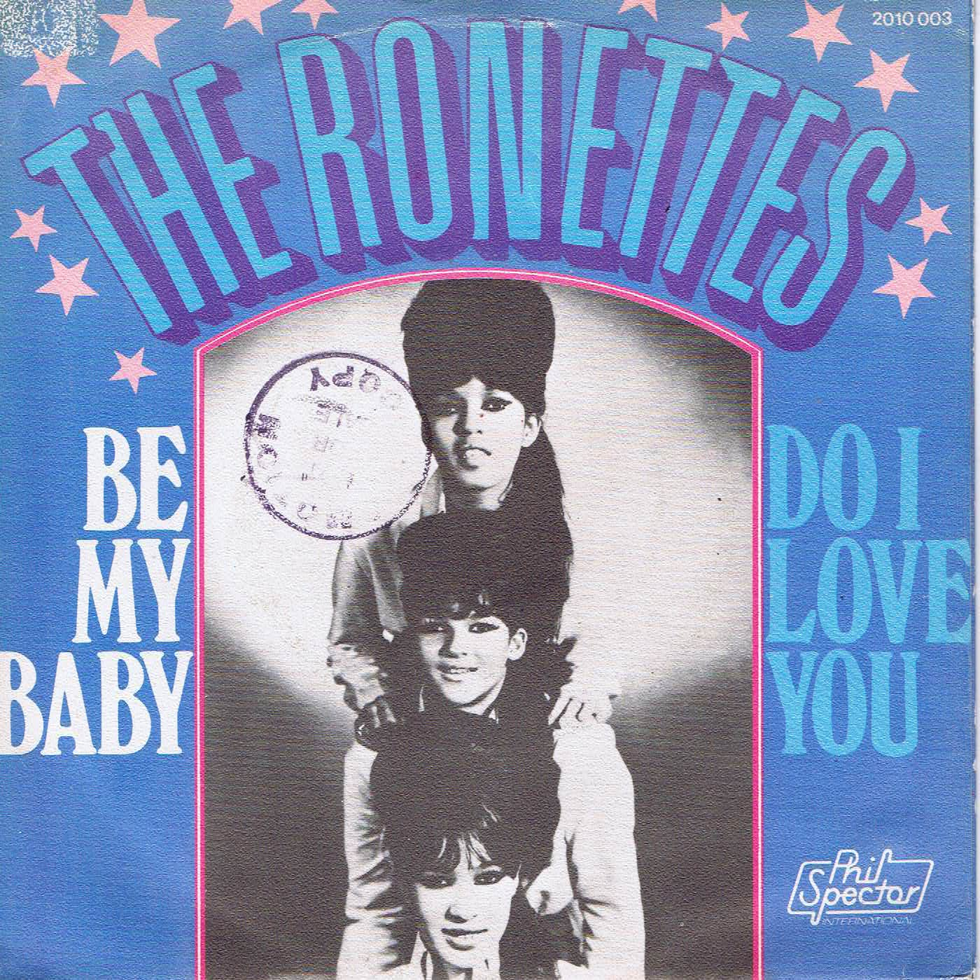 Ronettes, The - Do I Love You? / When I Saw You