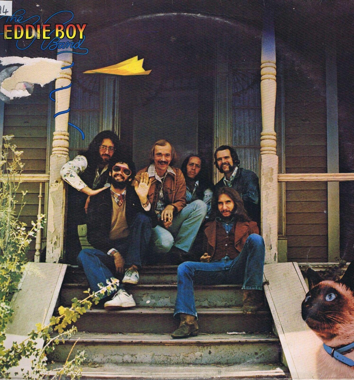 The Eddie Boy Band – The Eddie Boy Band – LP Vinyl Record